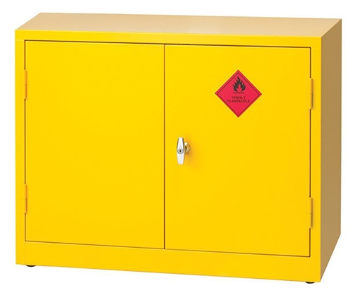 Scarva Flammable Storage Cabinet - 712 x 915 x 459mm