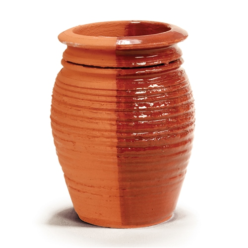 Scarva FLAX Paper Clay ES800 Terracotta  - Click to view larger image