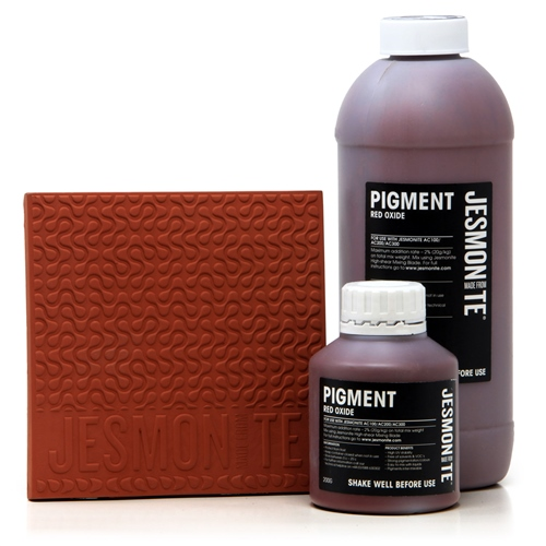 Jesmonite Pigment - Red Oxide  - Click to view larger image