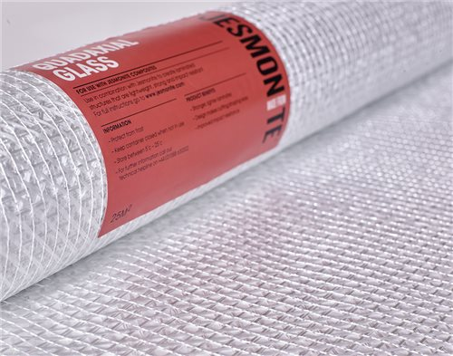 Jesmonite Alkali Resistant Quadaxial Fabric Glass Reinforcement  - Click to view larger image