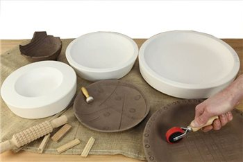 Scarva Round Press Moulds  - Click to view larger image