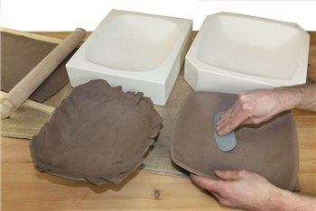 Scarva Square & Rectangular Press Moulds  - Click to view larger image