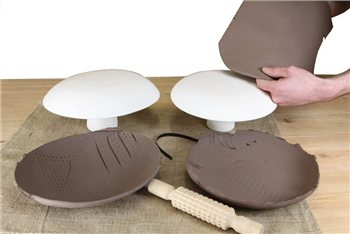 Scarva Round & Oval Hump Moulds  - Click to view larger image