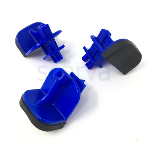 Giffin Tec Giffin Grip Blue Basic Sliders - Set of 3  - Click to view larger image