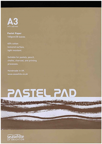 Scarva A3 Paste Pad - 30 Leaves  - Click to view larger image