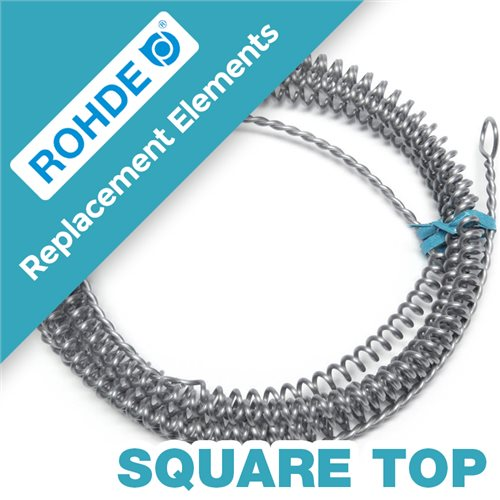 Rohde. Square Toploader Elements  - Click to view larger image