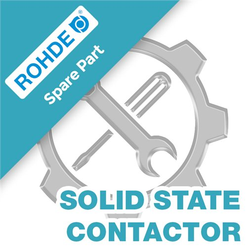 Rohde. Solid State Contactors  - Click to view larger image