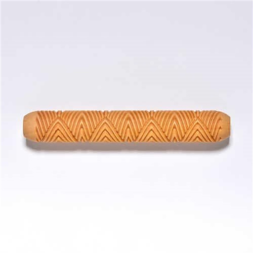 MKM Tools 10cm Hand Roller 61 - Feathers