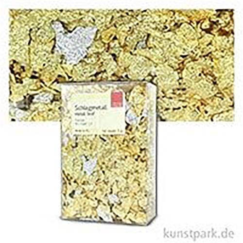 Scarva Metal Leaf Fragments - Gold