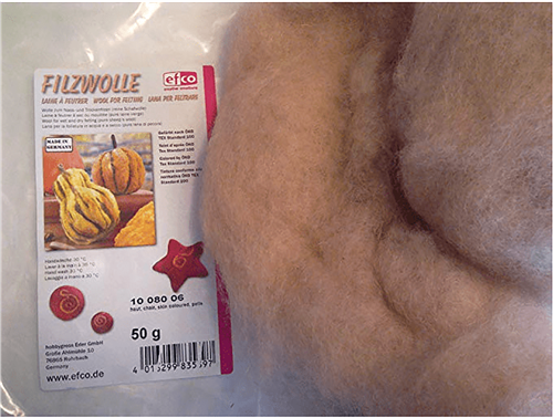 Scarva Felt Wool 50g  - Click to view larger image