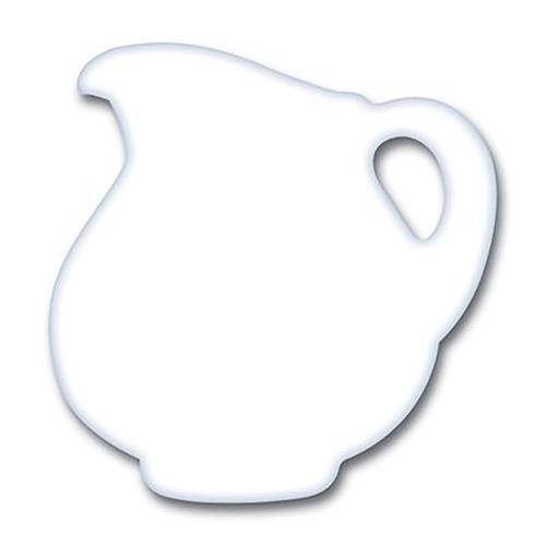 White Stoneware (Casting Slip) - 1 Litre