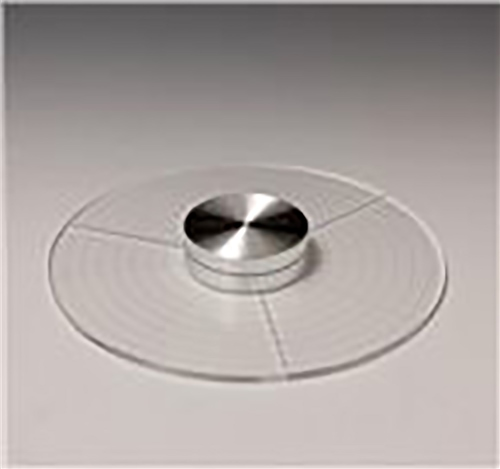 Hsin Tools Hsin Turntable Spinner & Plexiglass Tool  - Click to view larger image