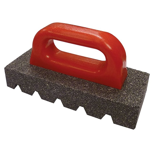 Scarva Abrasive Rubbing Stone with Handle  - Click to view larger image