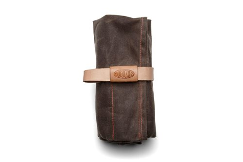 Mudtools Leather Tool Roll  - Click to view larger image