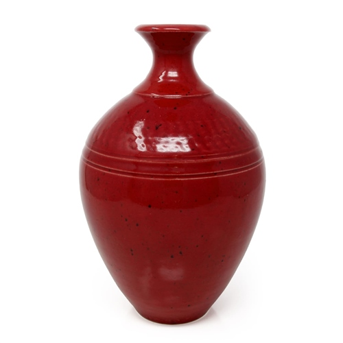 Scarva Sunspot Glazes SSP03 Dark Red  - Click to view larger image