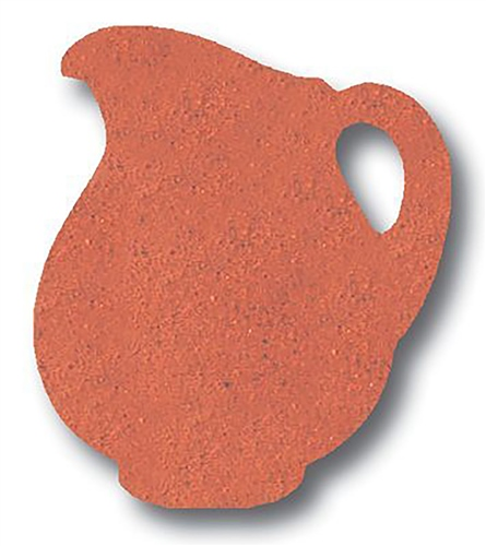 Scarva Red Terracotta (Powdered Clay)  - Click to view larger image