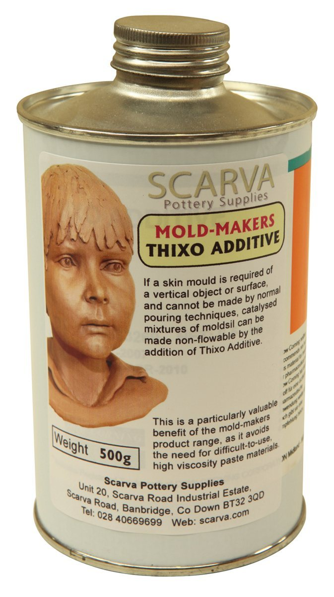 Scarva Special Effects Silicone Silastic Thixo Additive 1