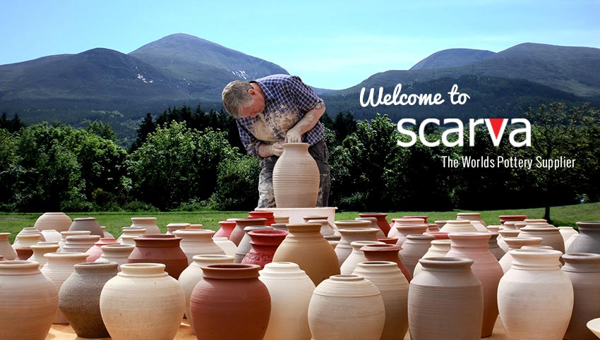 Welcome To Scarva - The Worlds Pottery Supplies
